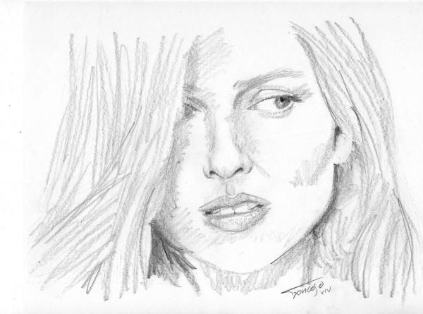 Naomi Watts by troncoman
